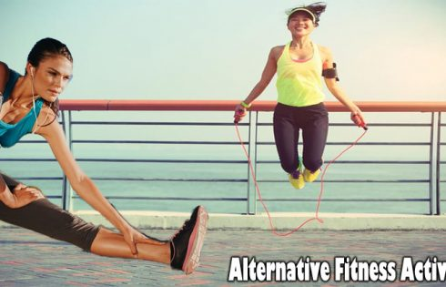 Fitness for Enjoyable: Alternative Fitness Activities That Function